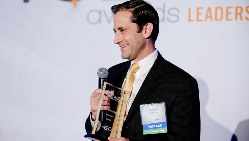 """Canton Group CEO, Ethan Kazi wins Voltage Award for """"Leaders in Technology, Innovation"""" from SmartCEO"""