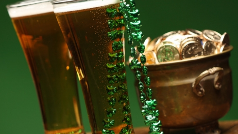 College Hoops, Green Beer and the Role Luck Plays in Business