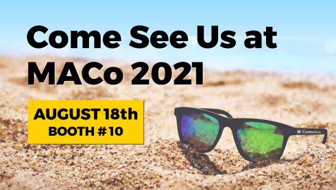 Come see us at MACo Summer Conference - August 18th, Booth #10