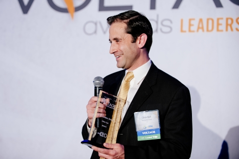 "Canton Group CEO, Ethan Kazi wins Voltage Award for ""Leaders in Technology, Innovation"" from SmartCEO"